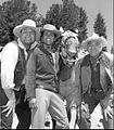 Bonanza cast smiling horse 1968.JPG