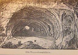 Bongard1835-neandershöhle