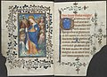Book of hours by the Master of Zweder van Culemborg - KB 79 K 2 - folios 124v (left) and 125r (right).jpg