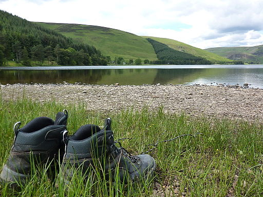 Boots by the loch (6823262185)