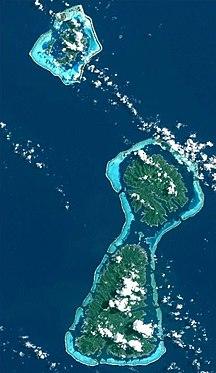 Pavėjinės salos (Polinezija)