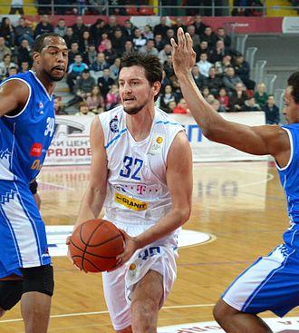 Boris Bakić - Bakić with MZT in February 2013