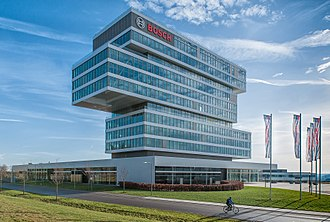 Robert Bosch GmbH - Research center in Renningen, Germany