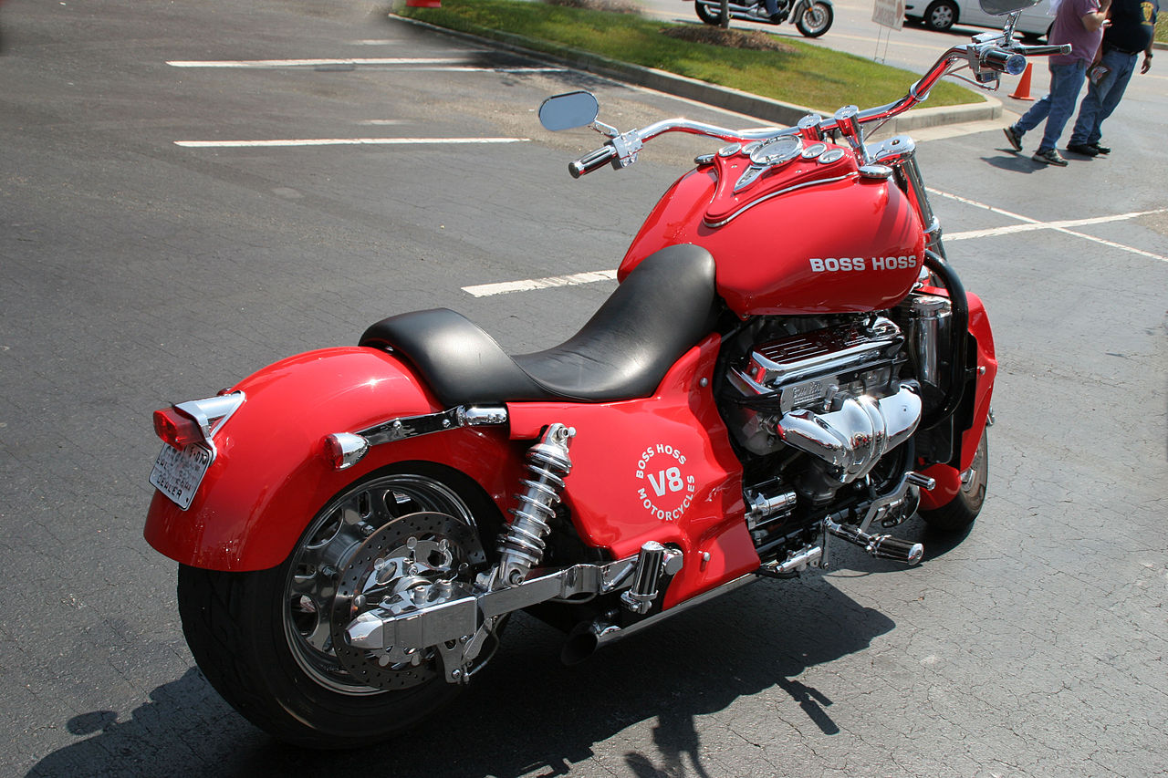 Boss Hog Motorcycle Trikes : V boss hoss motorcycles free engine image for user