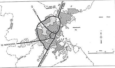 Interstate 95 in Massachusetts - Wikipedia