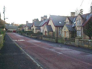 Bothal village in United Kingdom