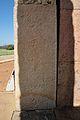 Bottom Part - South Face - North Pillar - West Gateway - Stupa 1 - Sanchi Hill 2013-02-21 4333.JPG