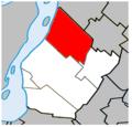 Boucherville Quebec location diagram.PNG