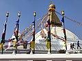 Bouddhanath Stupa an Oldest Stupa.jpg