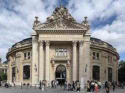 Bourse de commerce (Paris)