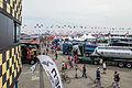 Bovenaanzicht showstraat Truckstarfestival 2013 (9409033562) (2).jpg