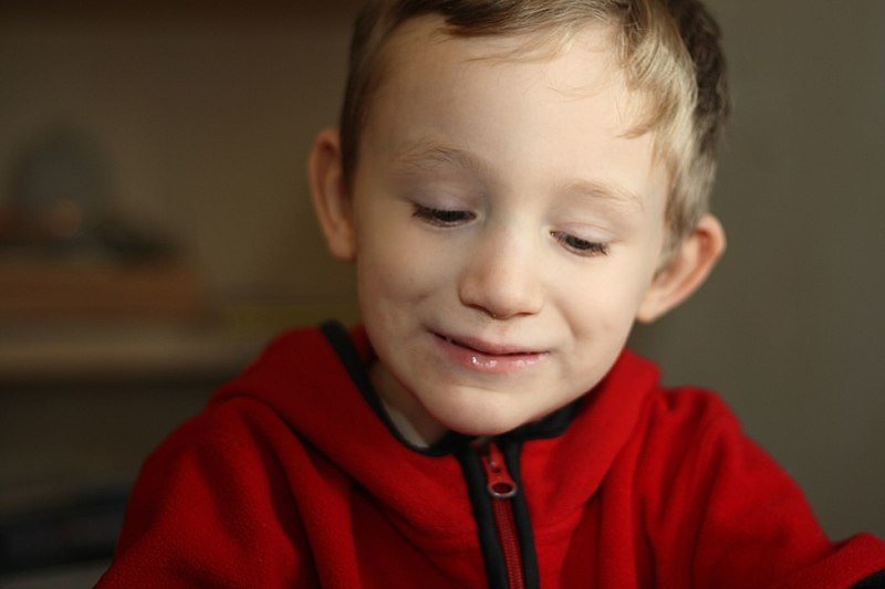 File:Boy with Autism.jpg