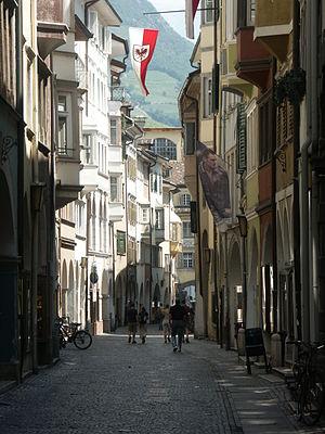Bolzano - Lauben