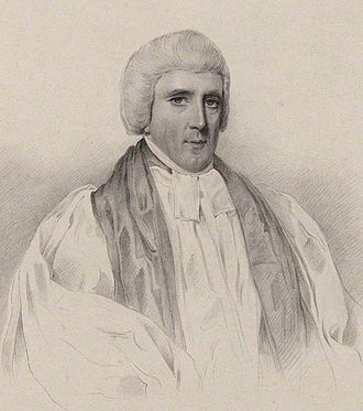 Bishop of Exeter - Image: Bp George Pelham