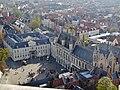 Brügge Stadhuis view from Belfried 2.jpg