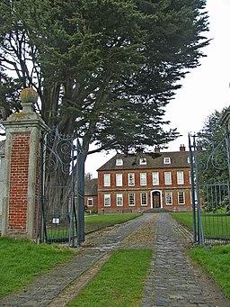 Bradenham Manor, Bradenham, Buckinghamshire - geograph.org.uk - 228431