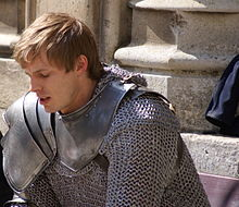 alt=Description de l'image Bradley James.jpg.