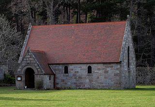 St Ninians Chapel, Braemar