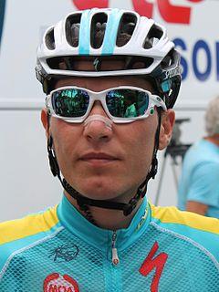 Janez Brajkovič Slovenian road bicycle racer