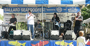Brave Combo - Brave Combo at the Ballard Seafood Fest