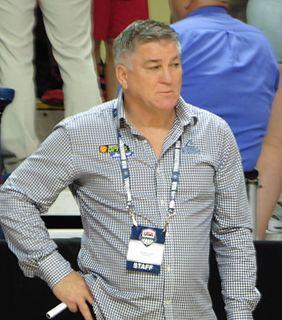 Brendan Joyce Australian basketball player