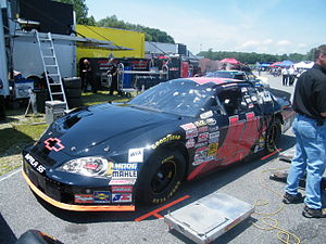 Brett Moffitt - Moffitt's 2009 East Series car