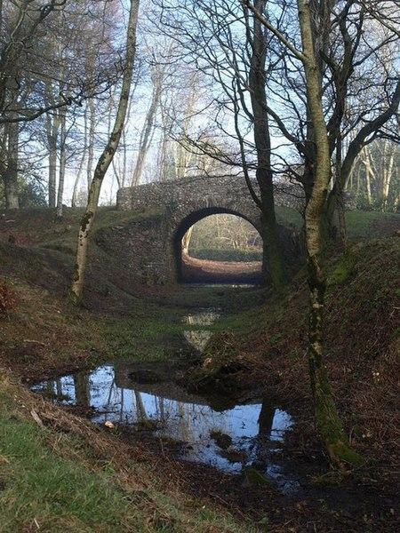 File:Bridge, Haldon Belvedere - geograph.org.uk - 687935.jpg