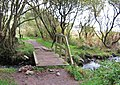 Bridge over the Mill Burn - geograph.org.uk - 1630597.jpg