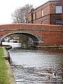 Bridgewater Canal, Mather Lane Bridge - geograph.org.uk - 1181302.jpg