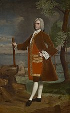 Brigadier General Samuel Waldo