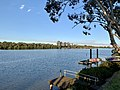 Brisbane River seen from Chelmer, Queensland 01.jpg