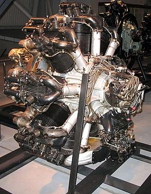 Bristol Jupiter - Preserved Bristol Jupiter VIIIF