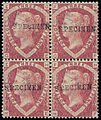 British 1870 three half pence specimen stamps.jpg