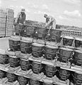 British Goods in US Marshalling Yards- Anglo-american Co-operation in Wartime Britain, 1943 D15461.jpg