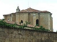 Briviesca - Convento de Santa Clara 02.jpg