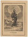 Broadsheet depicting Saint Judas Thaddeus MET DP869182.jpg