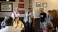 Broadstairs Folk Week Traditional folk song A cappella session in 2016 no.5.jpg