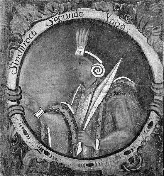 File:Brooklyn Museum - Sinchi Roca, Second Inca, 1 of 14 Portraits of Inca Kings - overall.jpg