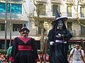 Bruixes Úrsula i Violeta - Festa del Camp d'en Grassot.JPG