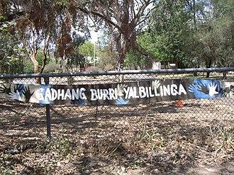 "Brungle, New South Wales - Brungle Primary School — ""Gadhang Burri Yalbillinga"""