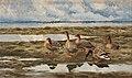 Bruno Liljefors - Landskap med gäss 1920.jpg
