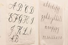brush lettering practice by artist emmanuel sevilla