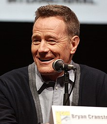Cranston på San Diego Comic-Con International 2013.