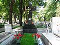 Bucuresti, Romania, Cimitirul Bellu Catolic (Mormantul lui Corneliu Coposu).jpg