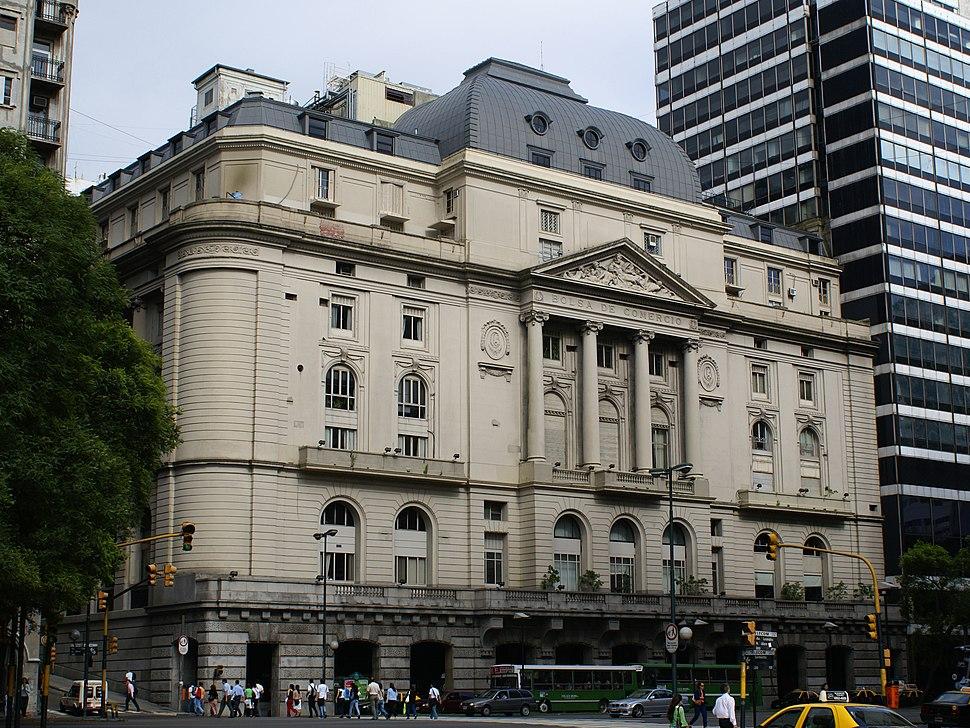 Buenos Aires - Bolsa de Comercio
