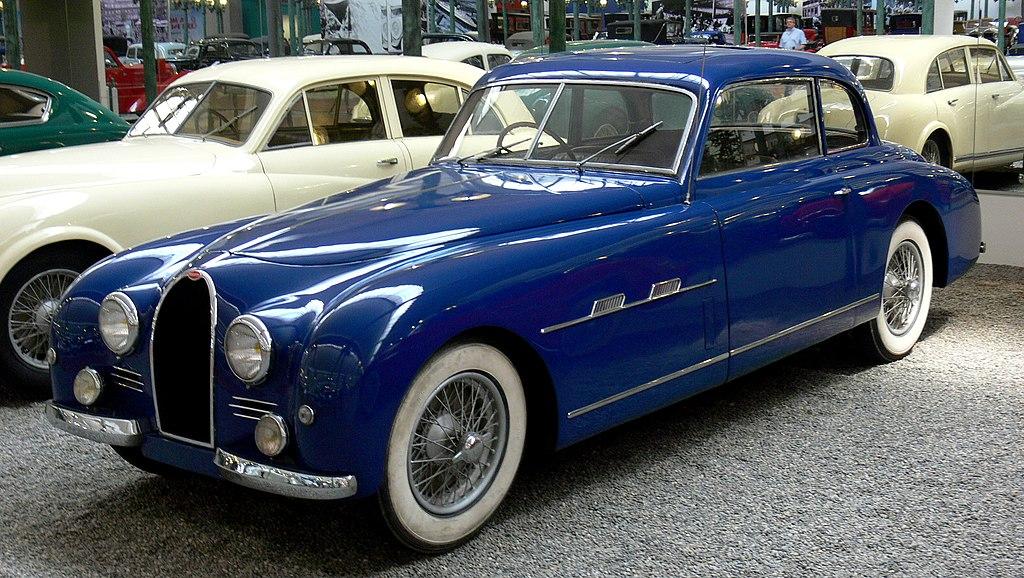 Fotos del Bugatti Type 101 - Zcoches