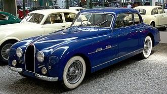 Bugatti Type 101 - Image: Bugatti Type 101