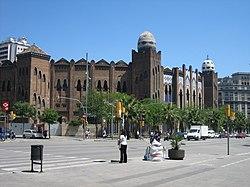 La Monumental, arènes de Barcelone