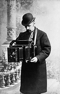 Карл Булла известный Санкт-петербургский фотограф 1905 г.