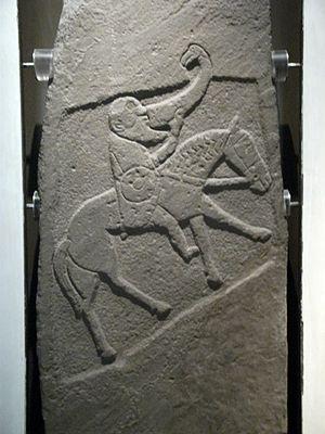Torrs Pony-cap and Horns - Image: Bullion DSCF6263